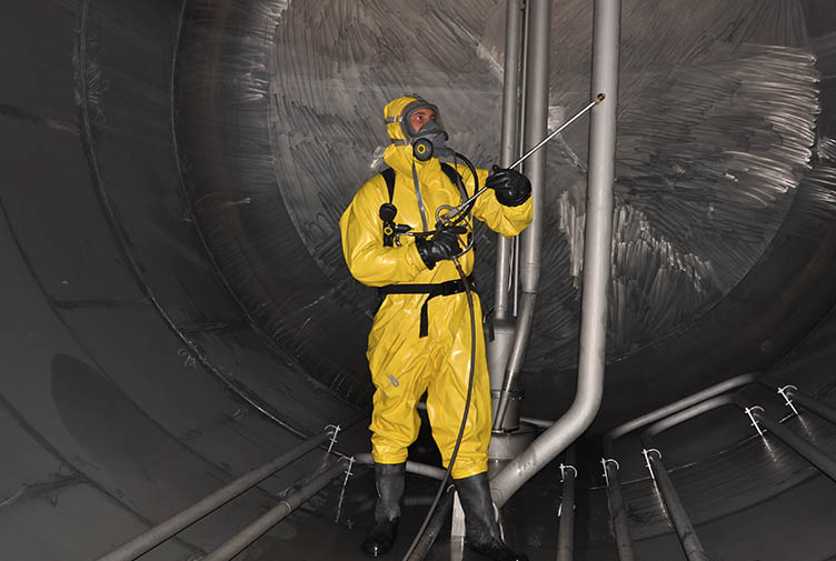 Industrial Cleaning - Tank Cleaning - K2 Industrial Services
