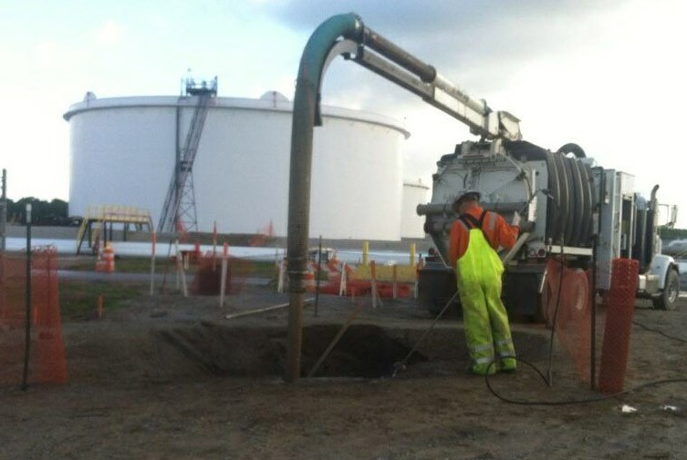 Industrial Cleaning - Vacuum Services - K2 Industrial Services